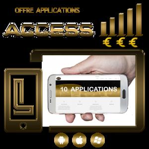 Créez votre application smartphone grâce à LudiQ